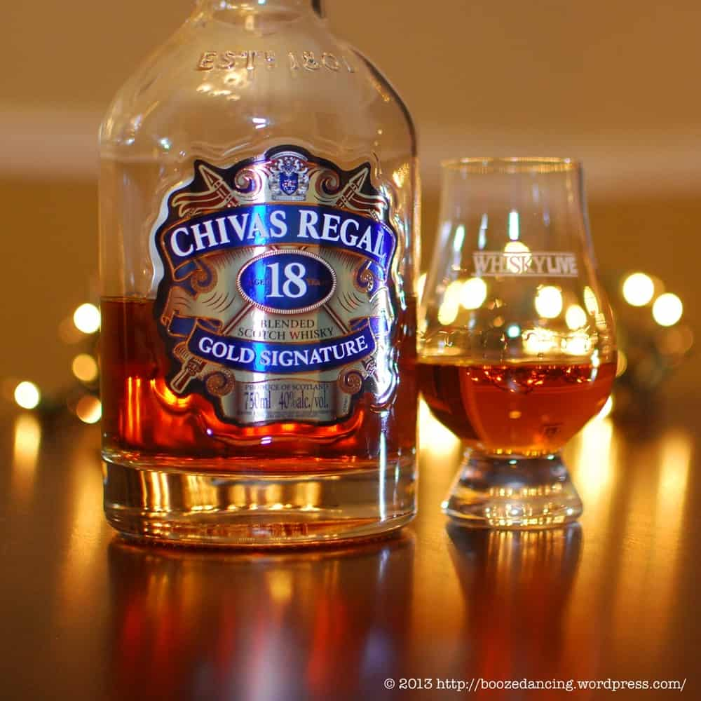 Chivas Regal 18 – blended scotch