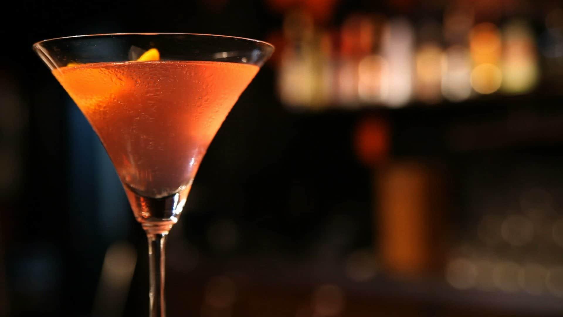 Cosmopolitan – girly drink