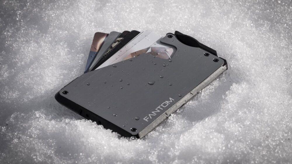 Fantom Quick Access – slim wallet