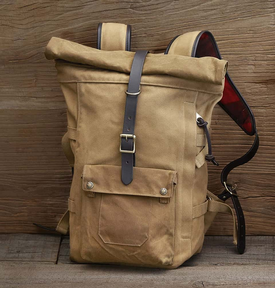 Filson Roll-Top Backpack