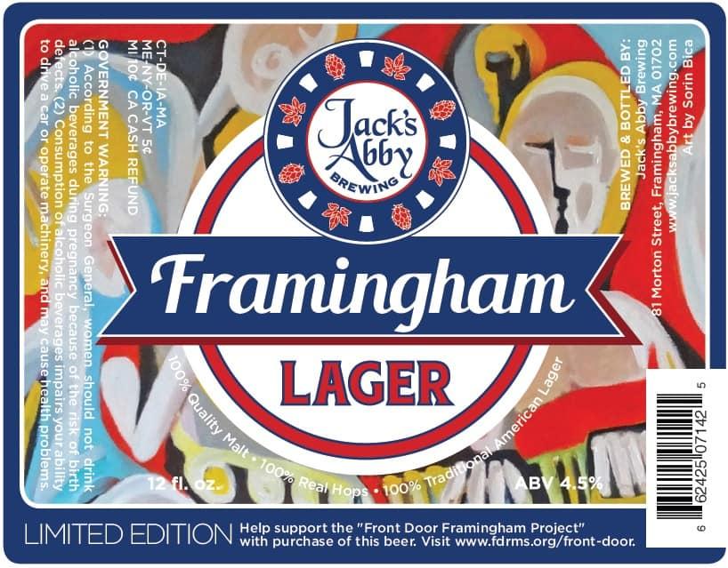 Framingham Lager – light beer