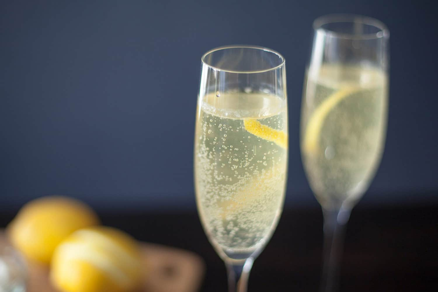 French 75 – girly drink