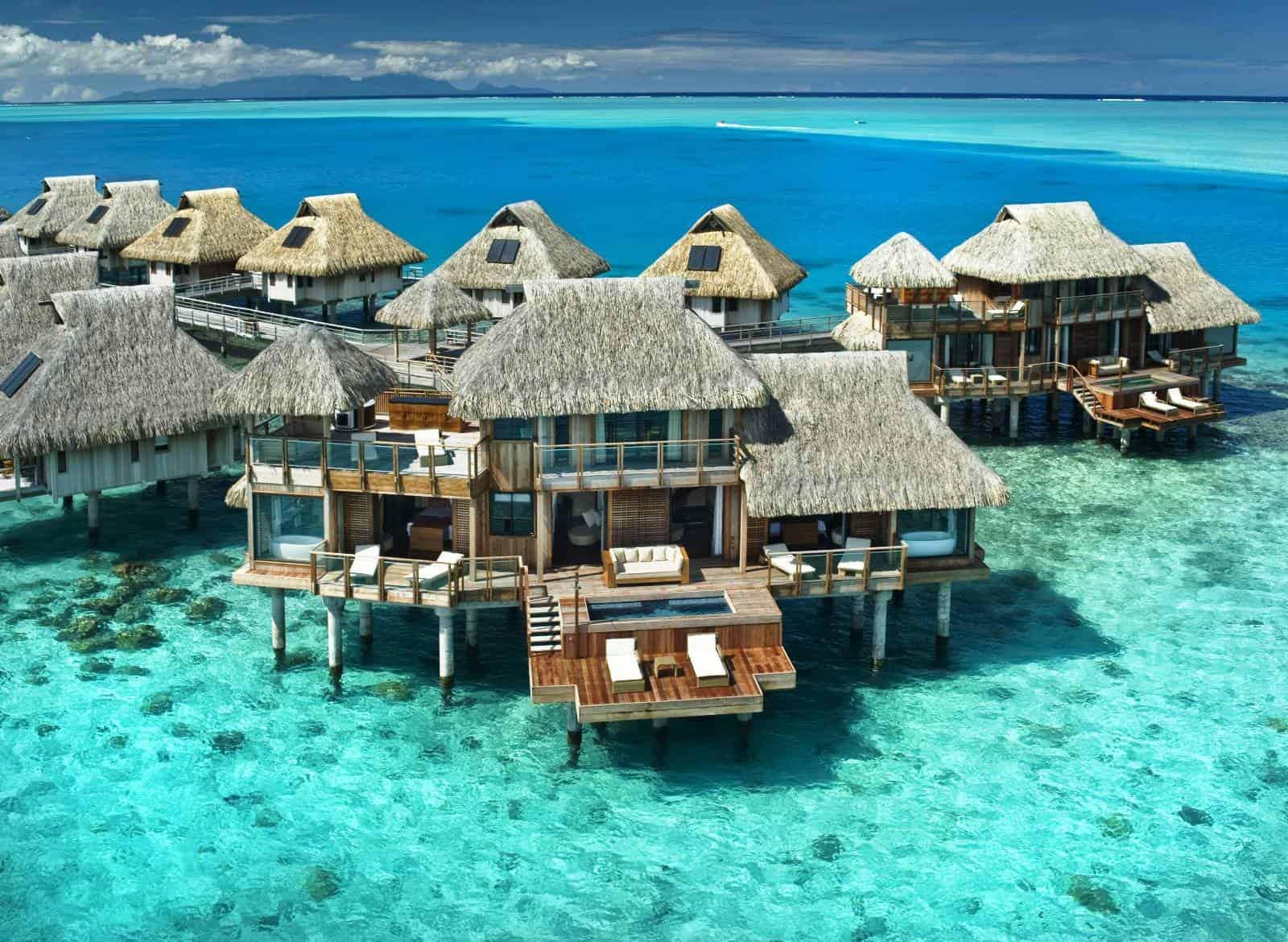French Polynesia – escape nuclear war