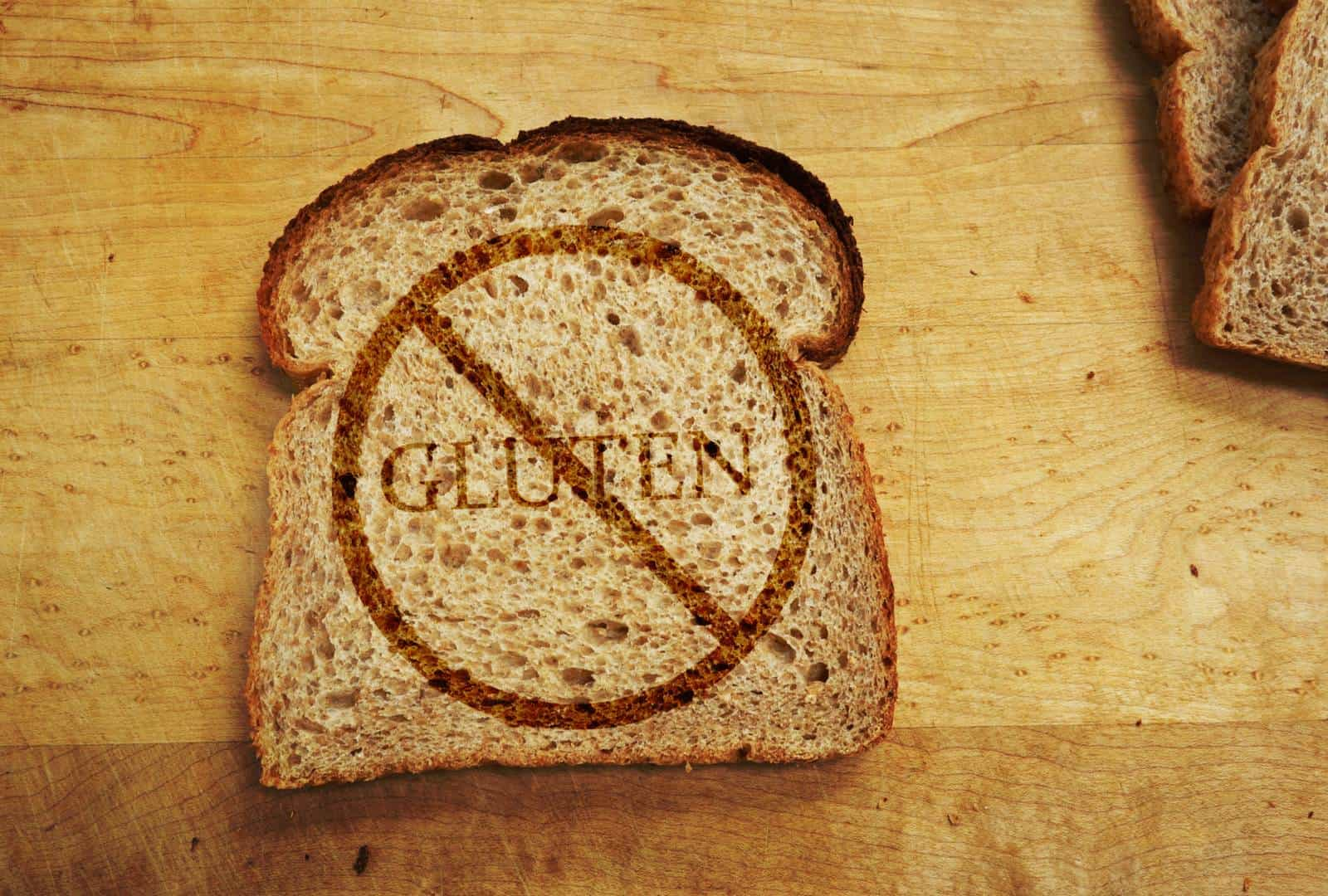 Gluten – foods that aren't bad