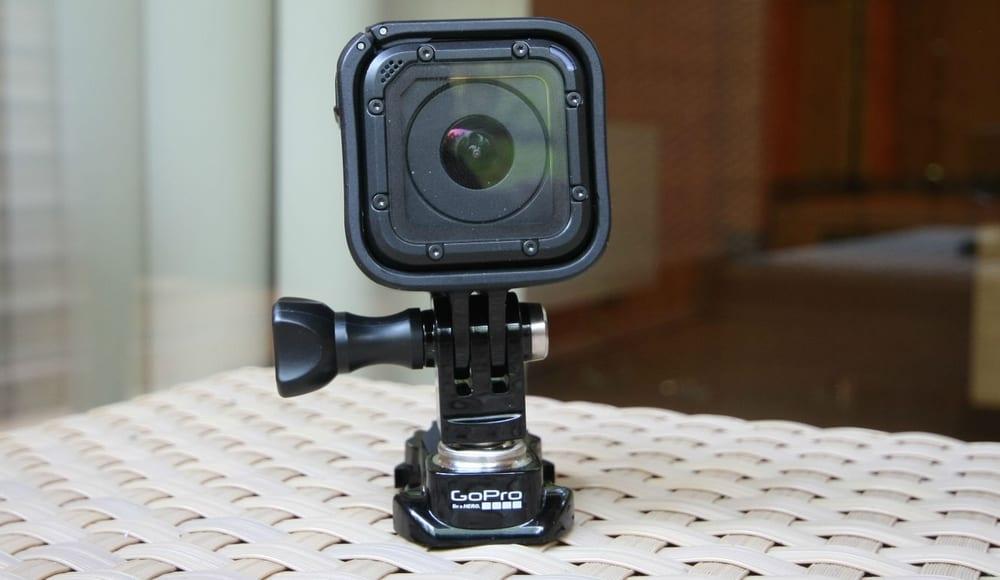 GoPro Hero Session – action camera