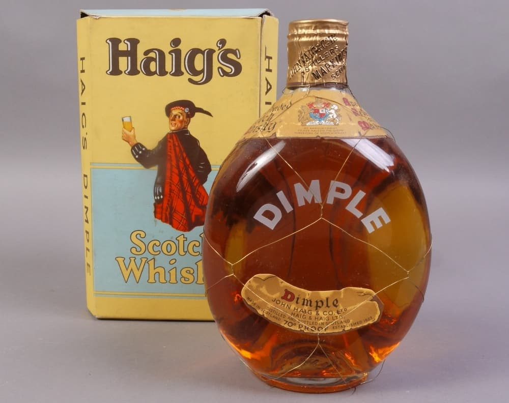 Haigs DImple – blended scotch