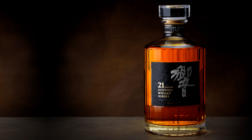 Hibiki 21 – blended scotch