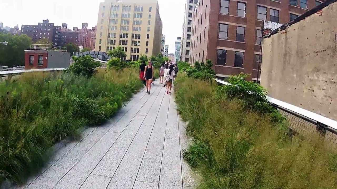 High Line – NYC travel tip