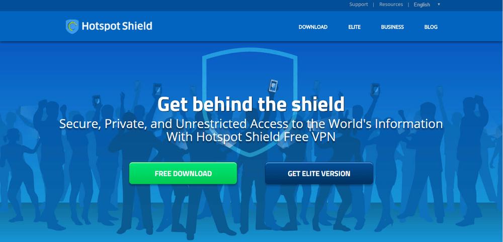 Hotspot Shield – VPN