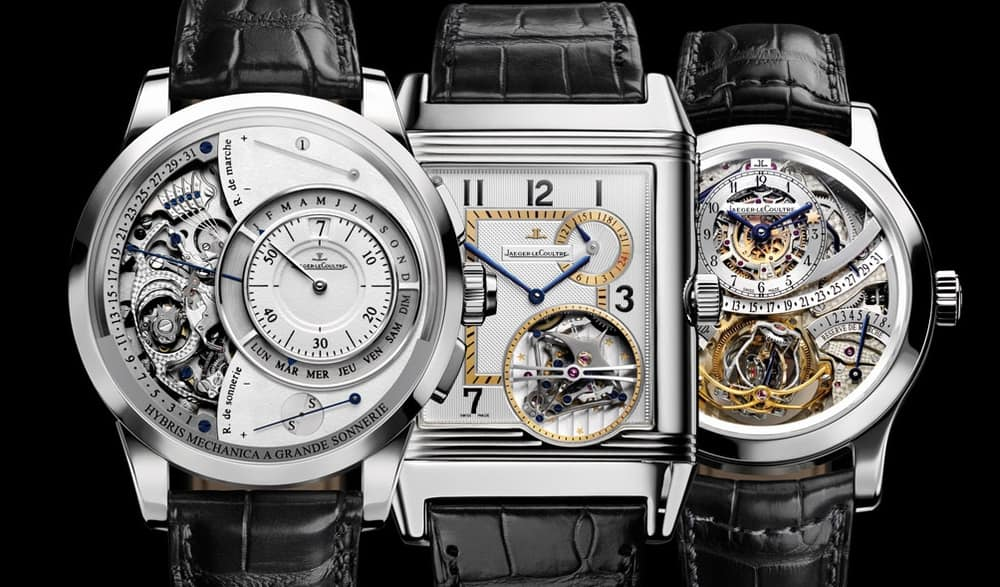 Jaeger-LeCoultre – watch brand