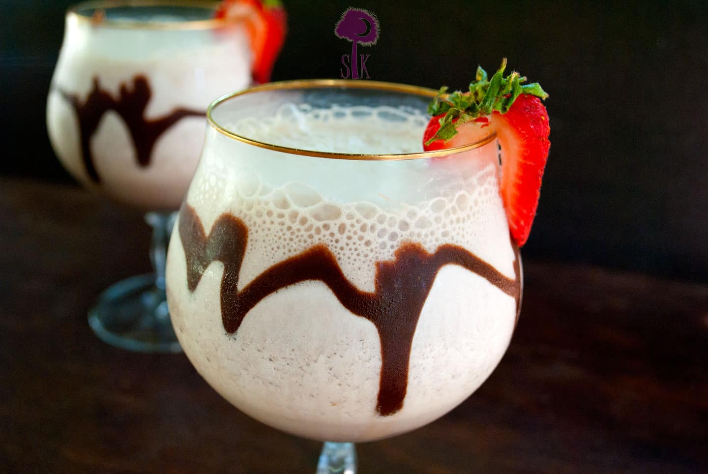 Kahlúa Mudslide – girly drink