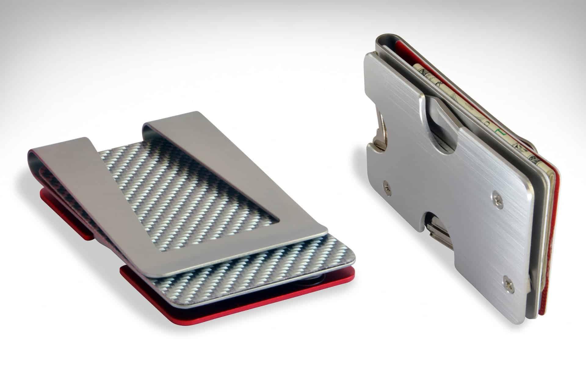 KeyClip – slim wallet