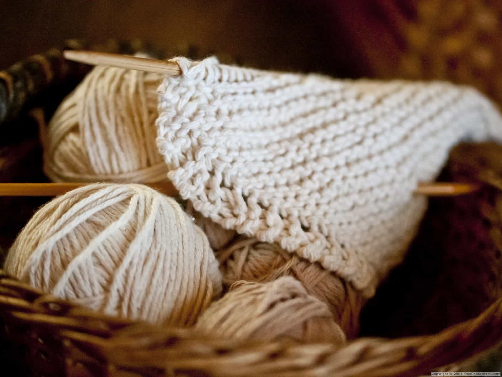 Knitting – hobbies for men
