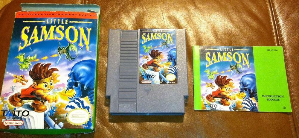 Little Samson – valuable video game