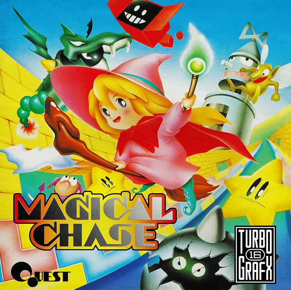 Magical Chase – valuable video game