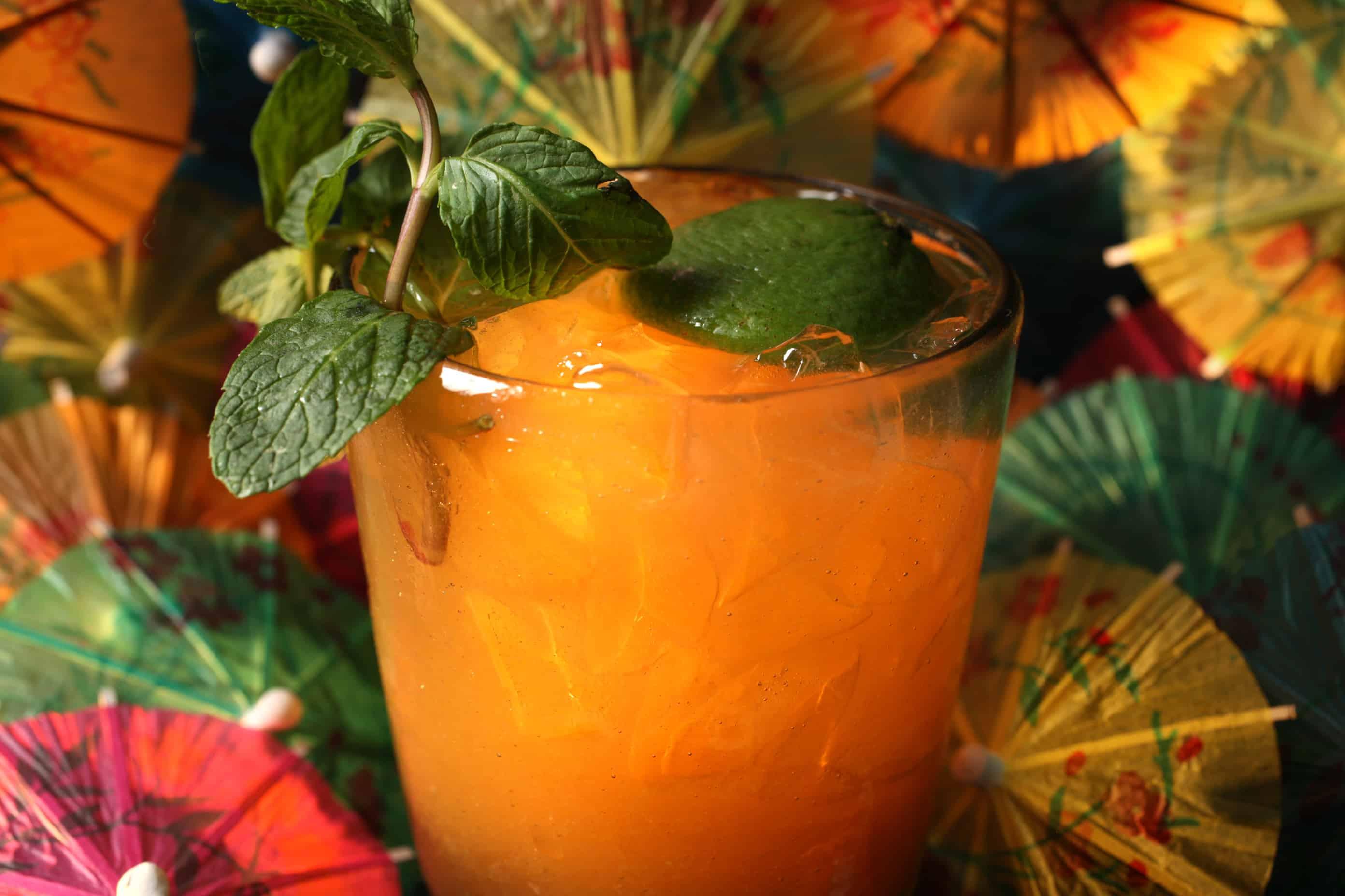 Mai Tai – girly drink