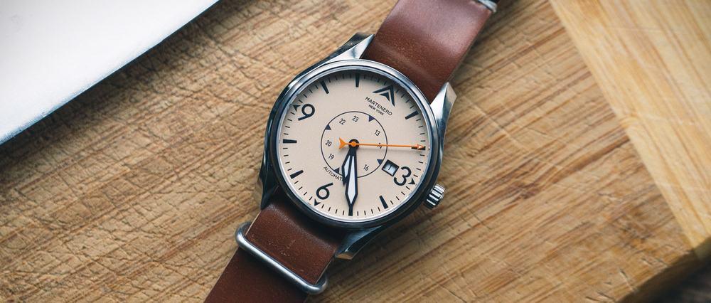 Martenero – watch brand