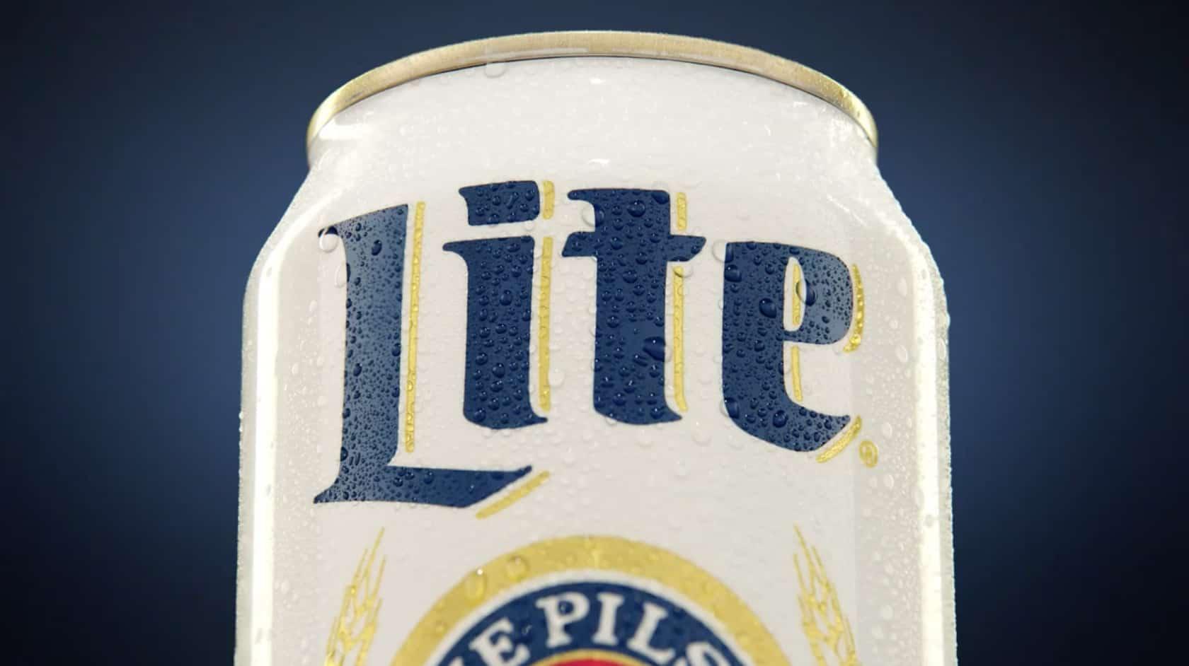 Miller Lite – light beer