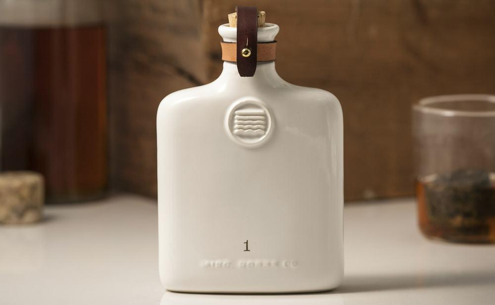 Misc. Goods Ceramic – flask