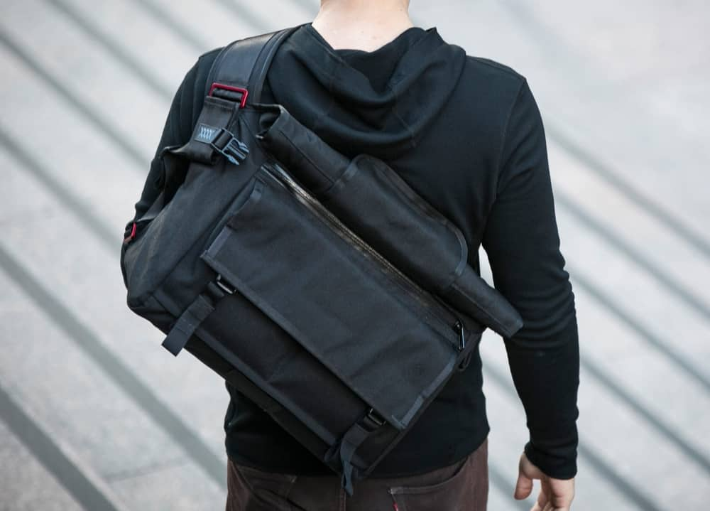 Mission Workshop The Monty – rolltop backpack