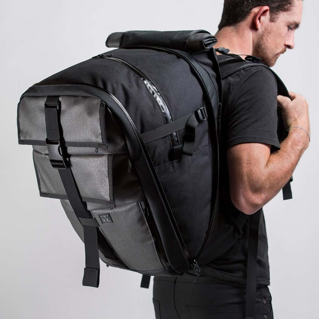 Mission Workshop Vandal – rolltop backpack