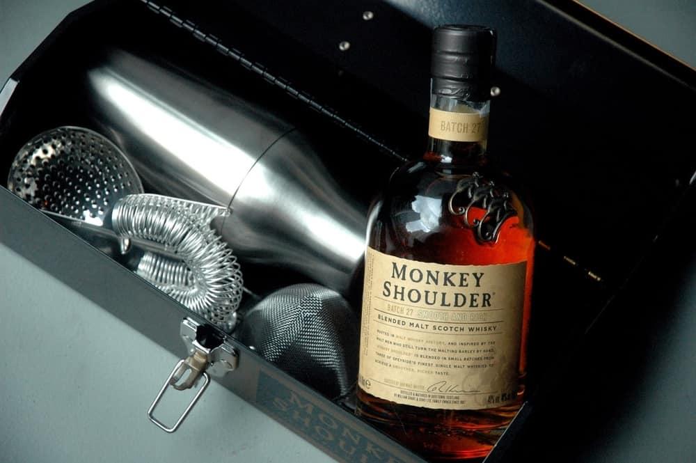 Monkey Shoulder – blended scotch