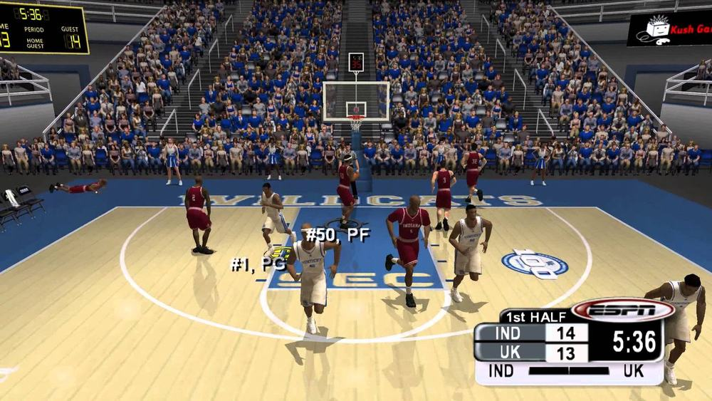 NCAA College Basketball 2k3 – valuable video game