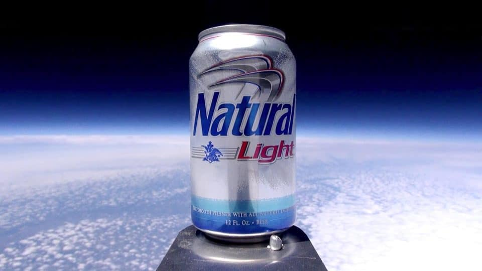 Natural Light Beer Wallpaper