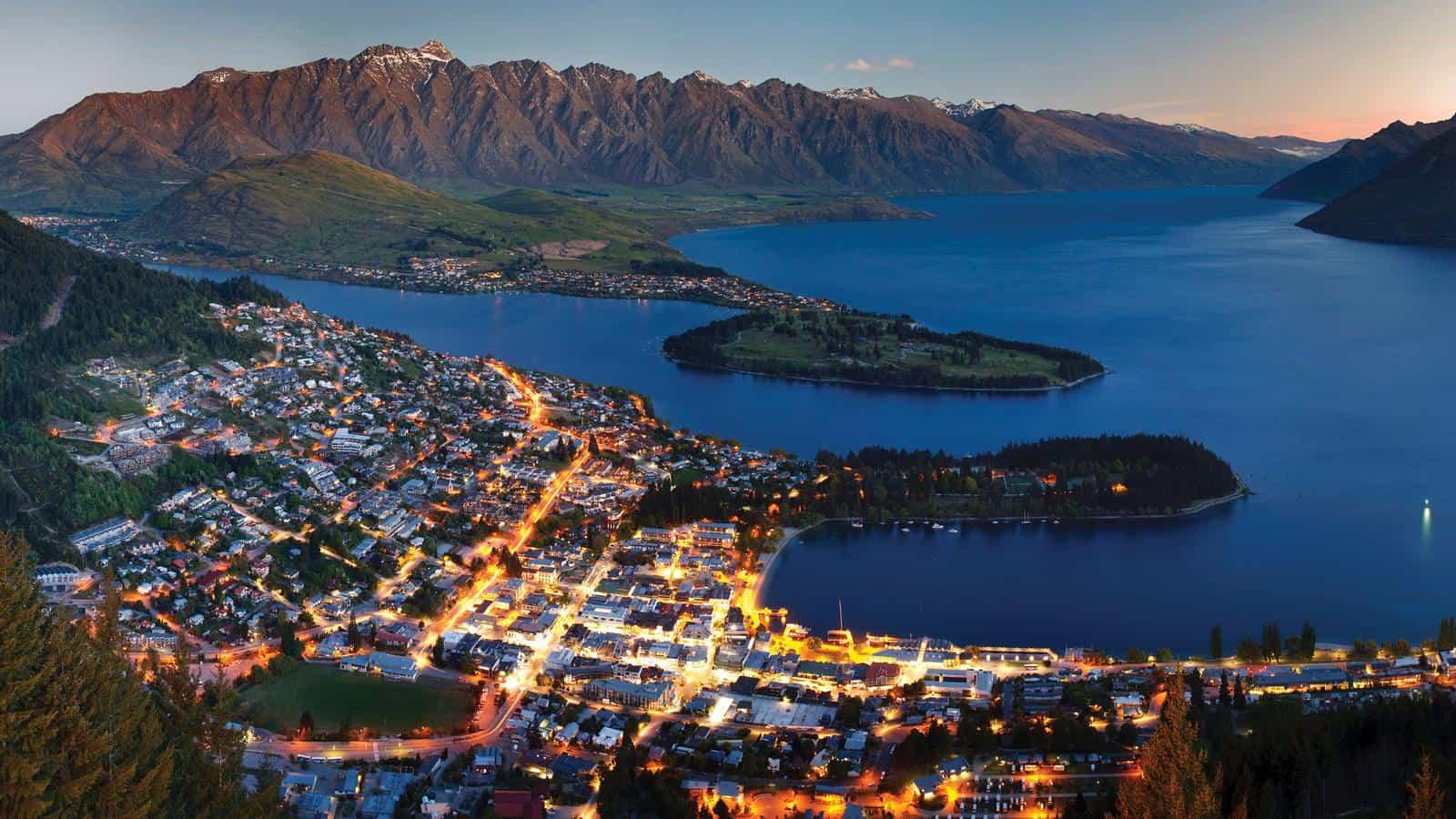 New Zealand – escape nuclear war