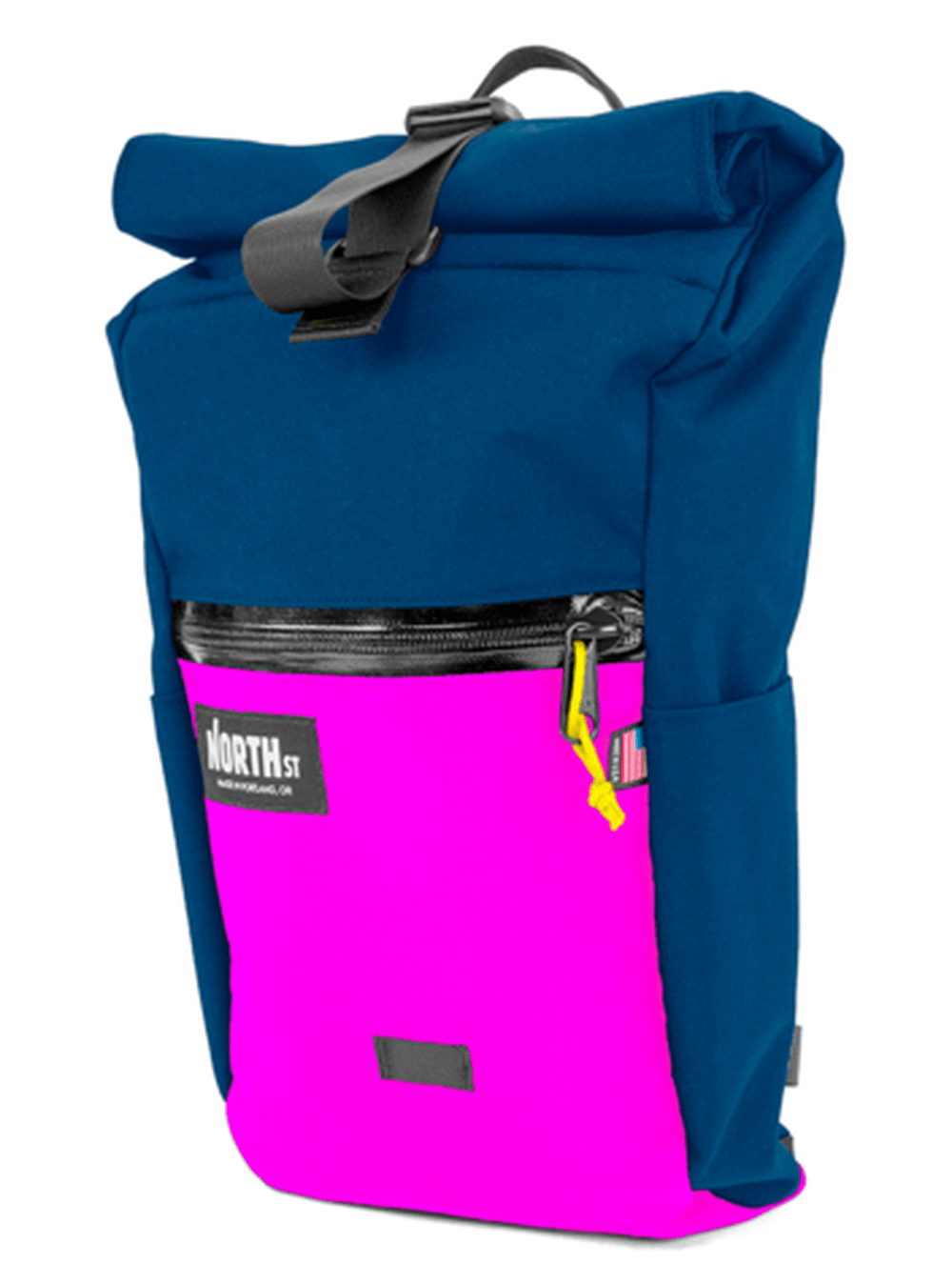 North St. Davis – rolltop backpack