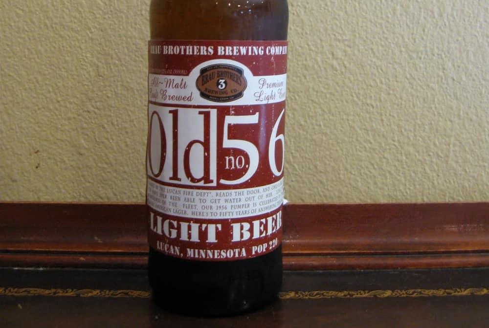 Old 56 – Light Beer