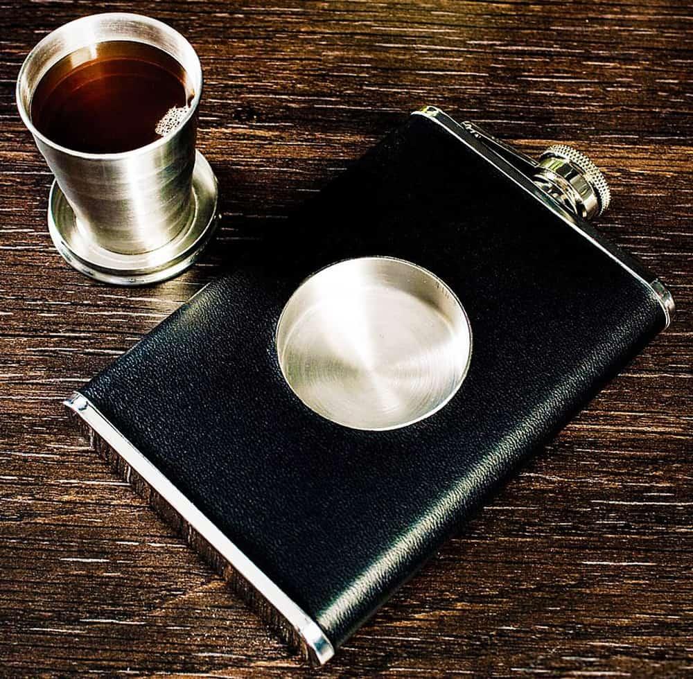 Original Shot Flask