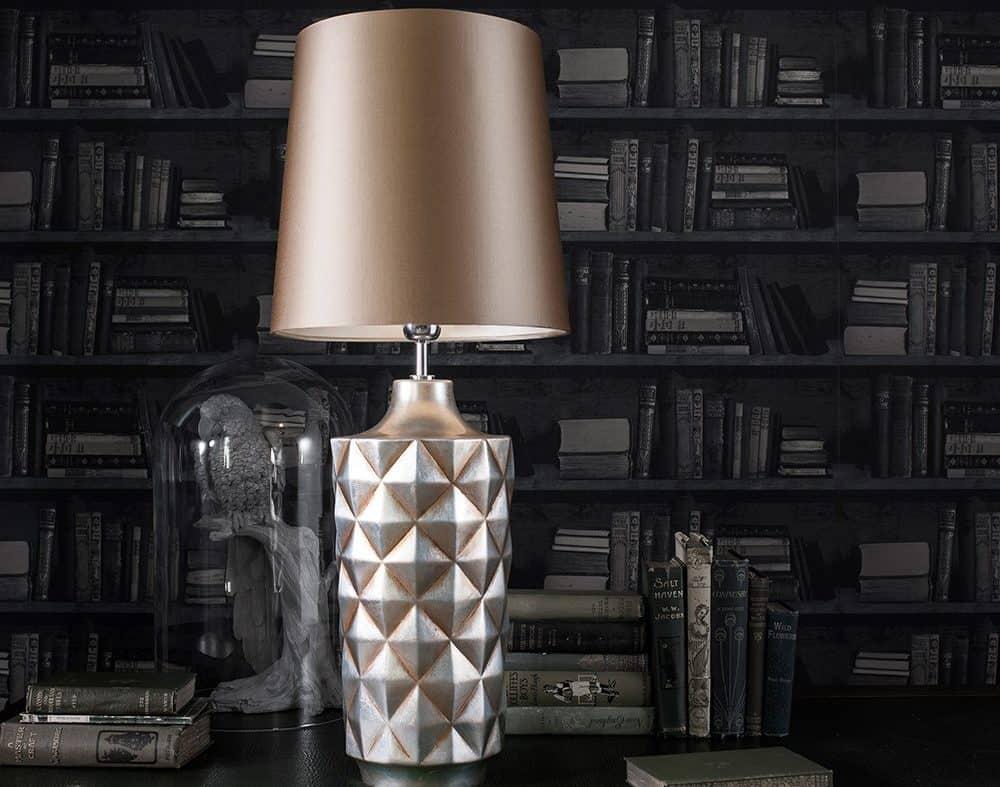 Patina Lamp