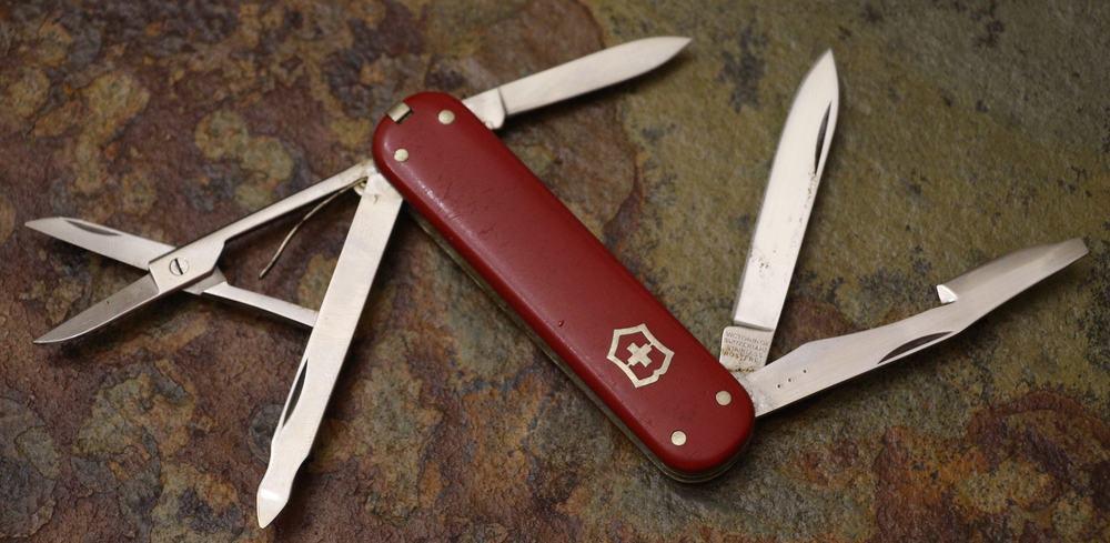 Pen Knife Blade Shape