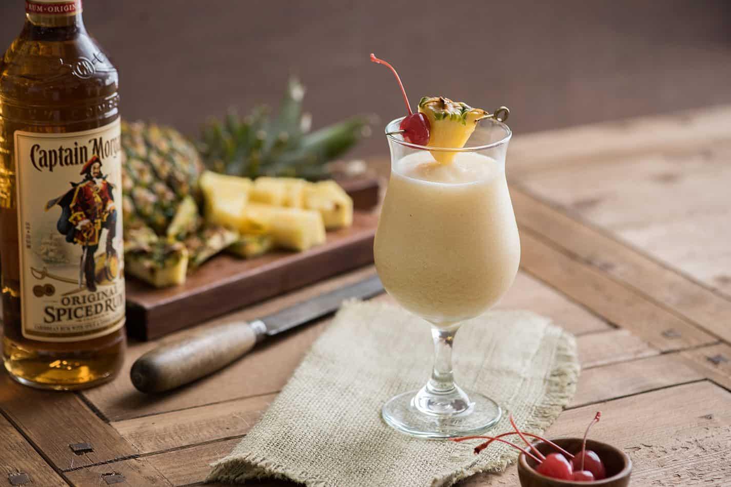 Piña Colada – girly drink