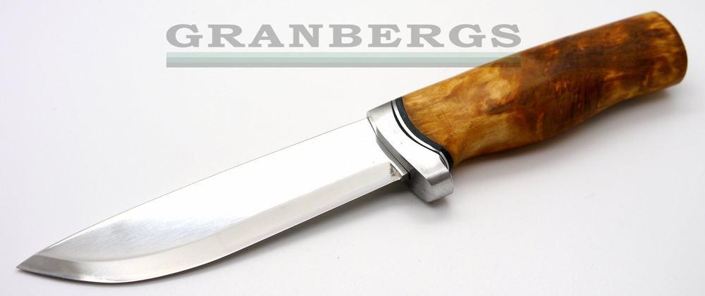 Plain Straight Back – knife blade shape