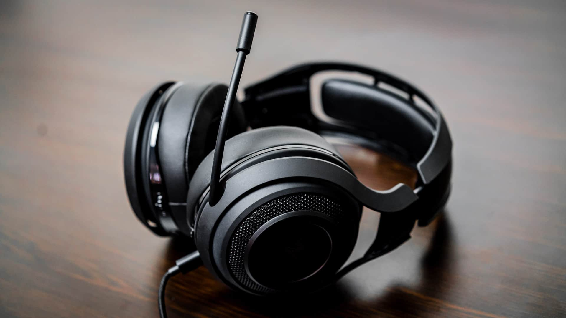 Razer ManO'War 7.1 – gaming headset