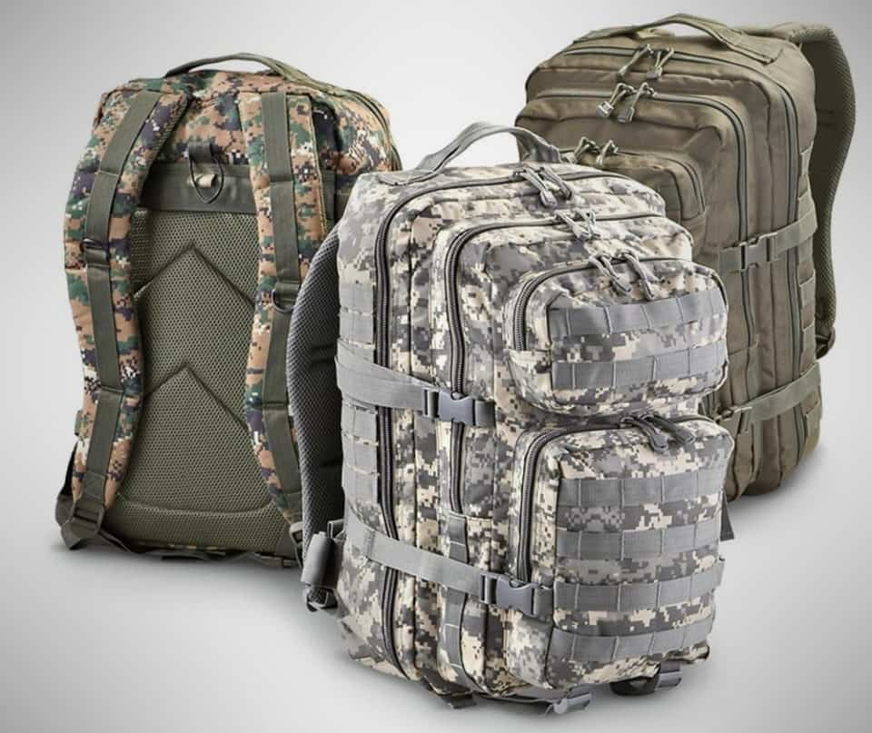 Red Rock Large Assault Pack tactical backpack 960x807 Operator Essentials: The 16 Top Tactical Backpacks