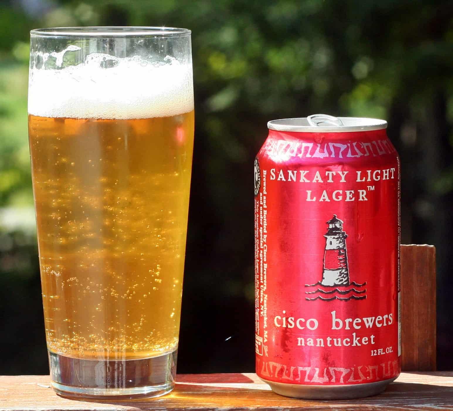 Sankaty Light Beer