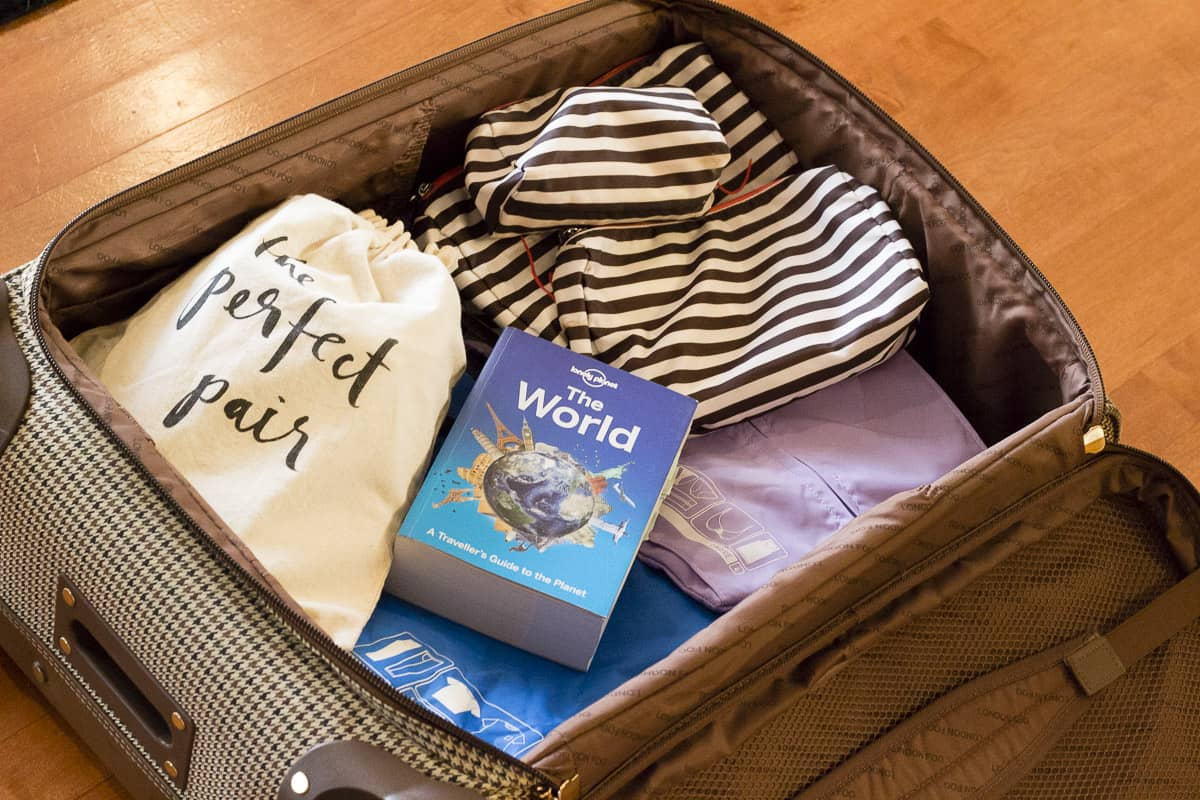 Smaller Bags – how to pack