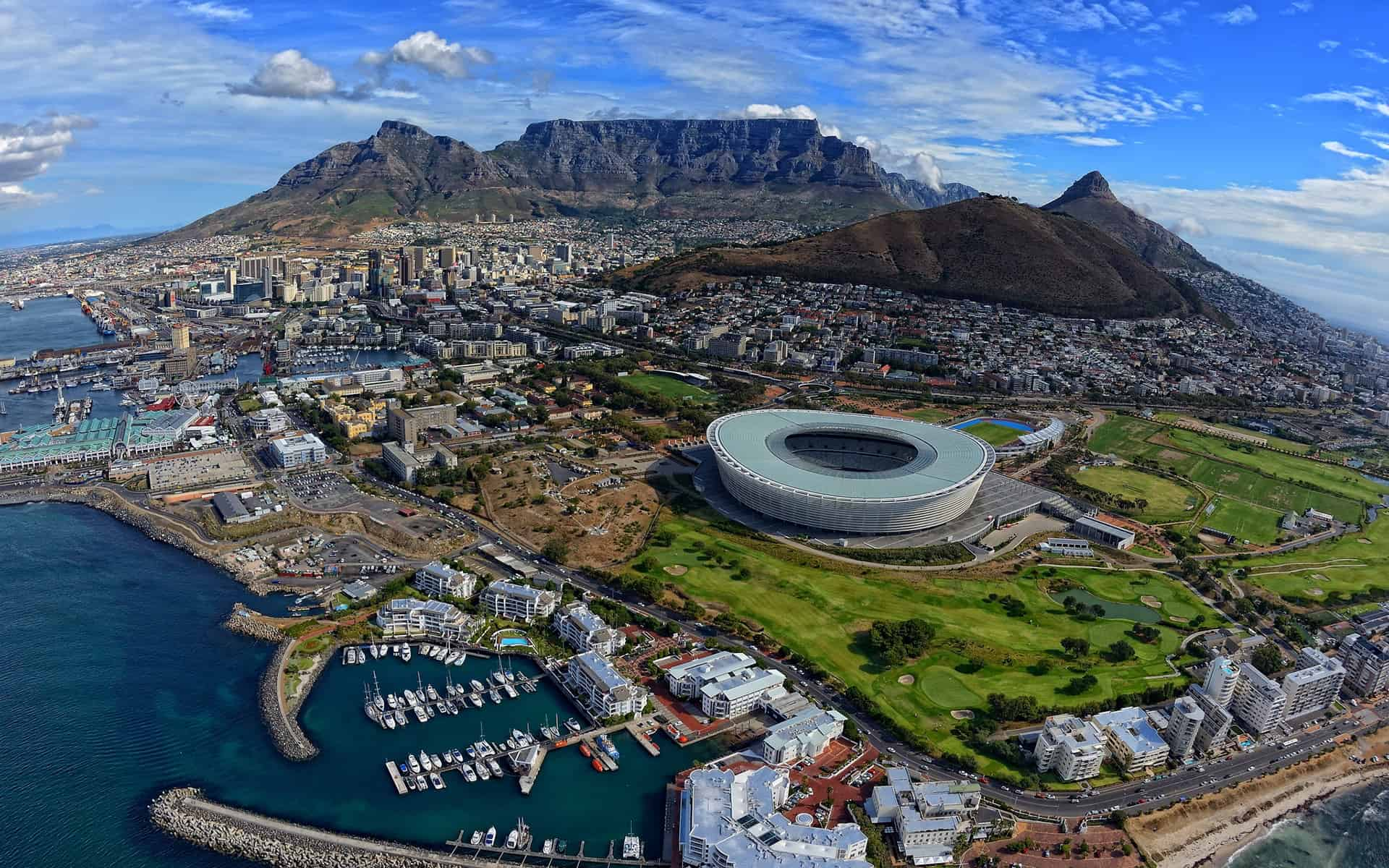 South Africa – escape nuclear war