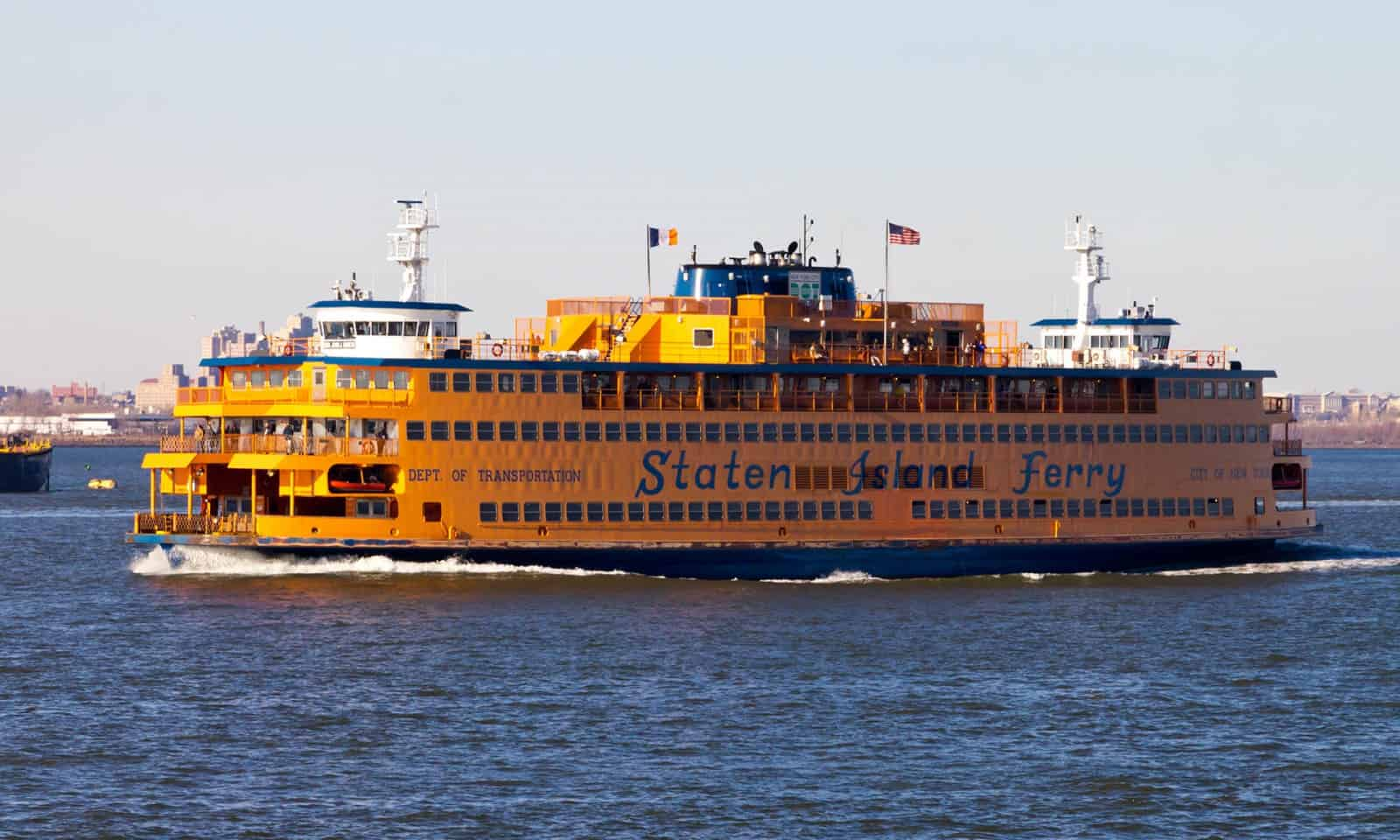 Staten Island Ferry – NYC travel tip