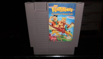 The Flintstones The Surprise at Dinosaur Peak valuable video game 345x200 21 Valuable Video Games You May Have Stored Away