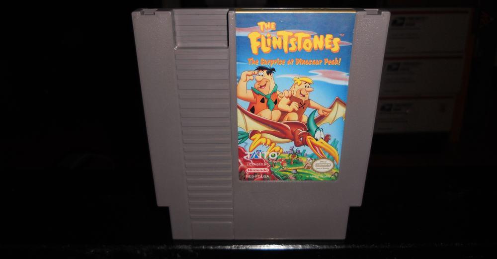 The Flintstones: The Surprise at Dinosaur Peak – valuable video game
