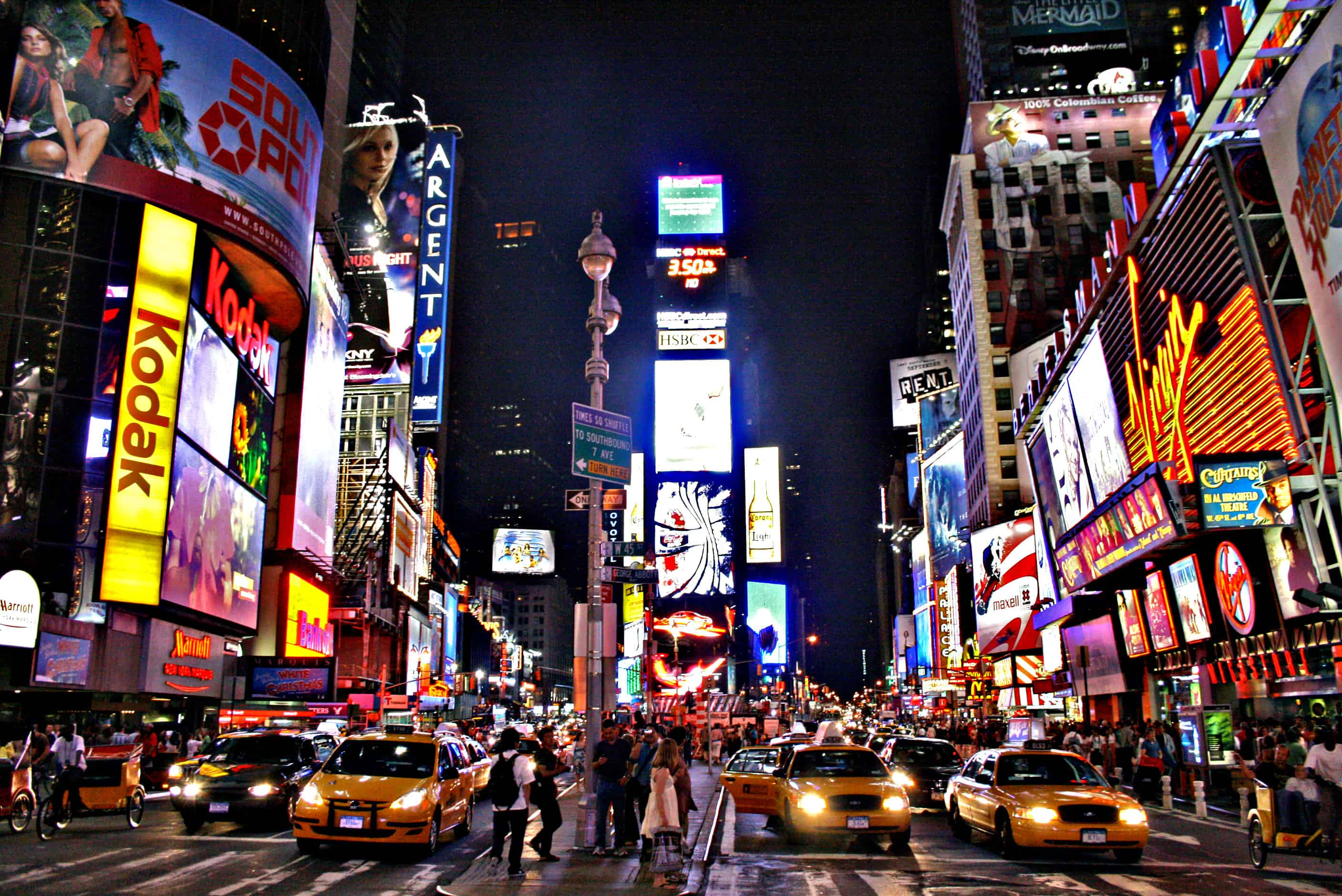 Time Square – NYC travel tip