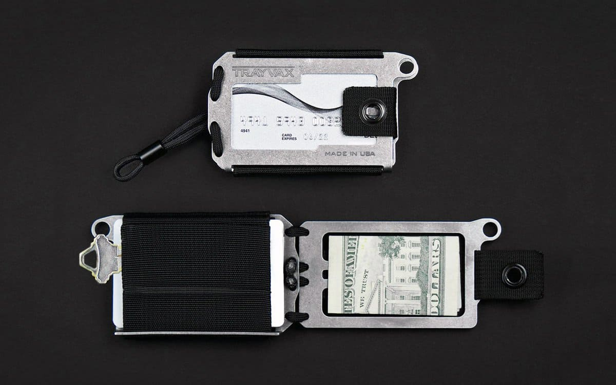 Trayvax Axis – slim wallet