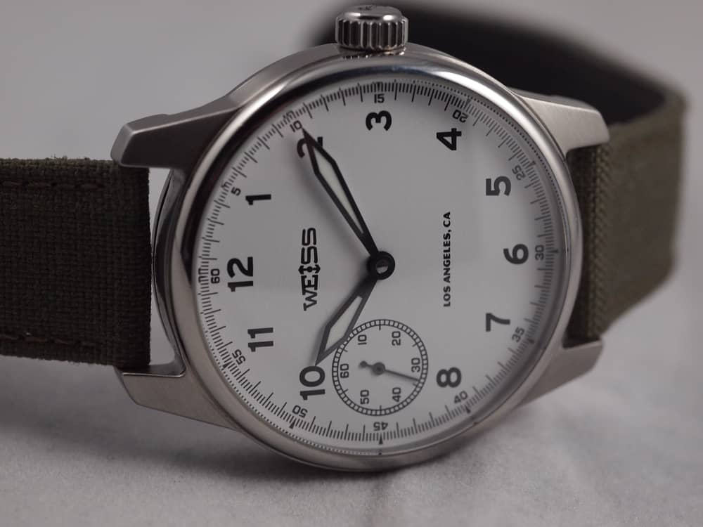 Weiss – watch brand