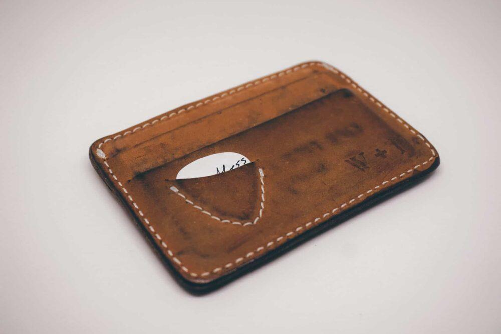 Whipping + Post Picker's Slim Wallet
