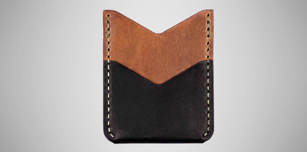 Winter Session Slash – slim wallet