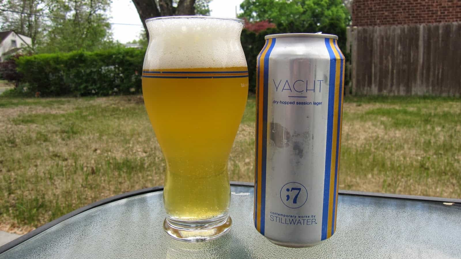 Yacht – light beer